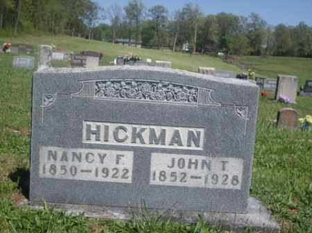 HICKMAN, JOHN T. - Boone County, Arkansas | JOHN T. HICKMAN - Arkansas Gravestone Photos