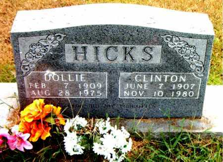 HICKS, CLINTON - Boone County, Arkansas | CLINTON HICKS - Arkansas Gravestone Photos