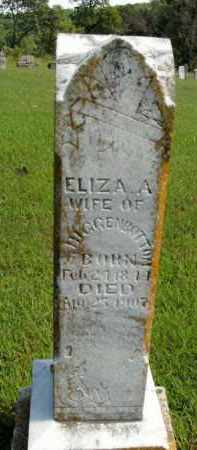 HIGGENBOTTOM, ELIZA A. - Boone County, Arkansas | ELIZA A. HIGGENBOTTOM - Arkansas Gravestone Photos