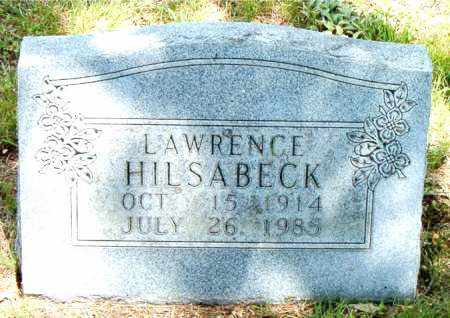HILSABECK, LAWRENCE - Boone County, Arkansas   LAWRENCE HILSABECK - Arkansas Gravestone Photos