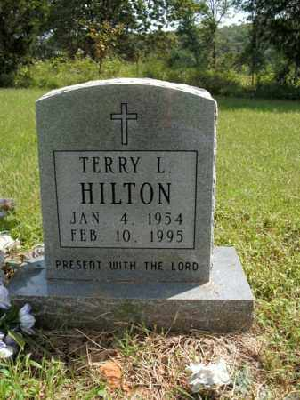HILTON, TERRY L. - Boone County, Arkansas | TERRY L. HILTON - Arkansas Gravestone Photos