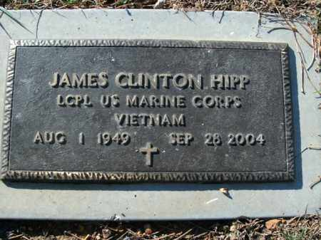 HIPP  (VETERAN VIET), JAMES CLINTON - Boone County, Arkansas | JAMES CLINTON HIPP  (VETERAN VIET) - Arkansas Gravestone Photos