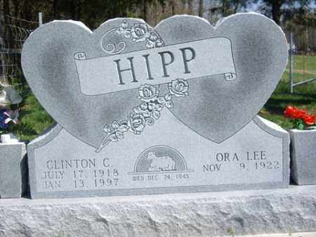 HIPP, CLINTON CHARLES - Boone County, Arkansas | CLINTON CHARLES HIPP - Arkansas Gravestone Photos