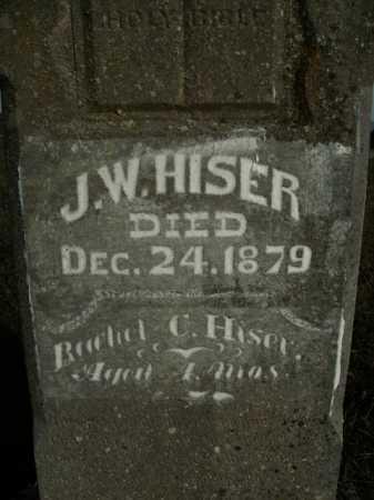 HISER, RACHEL C - Boone County, Arkansas | RACHEL C HISER - Arkansas Gravestone Photos