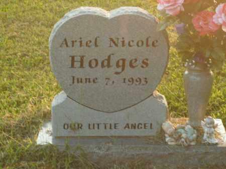 HODGES, ARIEL NICOLE - Boone County, Arkansas | ARIEL NICOLE HODGES - Arkansas Gravestone Photos