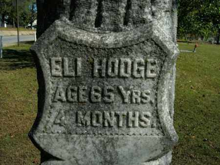 HODGE, ELI - Boone County, Arkansas | ELI HODGE - Arkansas Gravestone Photos