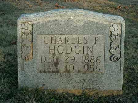 HODGIN, CHARLES P. - Boone County, Arkansas | CHARLES P. HODGIN - Arkansas Gravestone Photos
