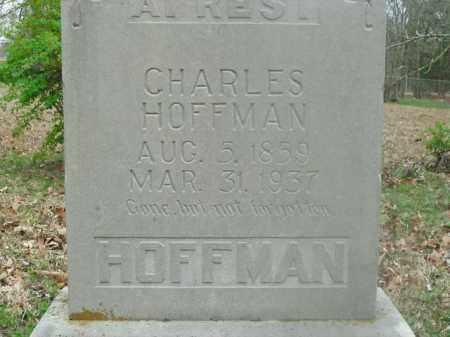 HOFFMAN, CHARLES - Boone County, Arkansas | CHARLES HOFFMAN - Arkansas Gravestone Photos