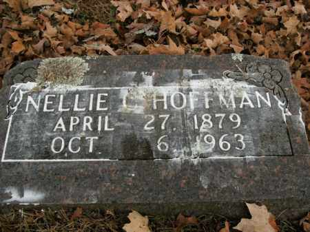 HOFFMAN, NELLIE C. - Boone County, Arkansas | NELLIE C. HOFFMAN - Arkansas Gravestone Photos
