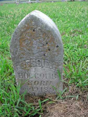 HOLCOMB, BESSIE K. - Boone County, Arkansas | BESSIE K. HOLCOMB - Arkansas Gravestone Photos