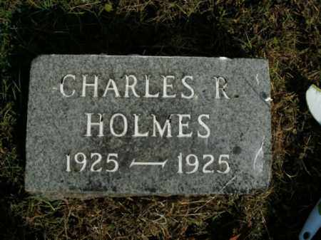 HOLMES, CHARLES R. - Boone County, Arkansas | CHARLES R. HOLMES - Arkansas Gravestone Photos