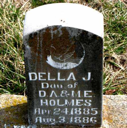HOLMES, DELLA  J. - Boone County, Arkansas | DELLA  J. HOLMES - Arkansas Gravestone Photos