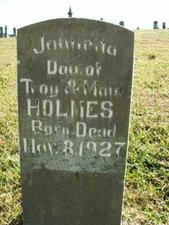 HOLMES, JAUNEITA - Boone County, Arkansas | JAUNEITA HOLMES - Arkansas Gravestone Photos