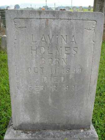 HOLMES, LAVINA - Boone County, Arkansas | LAVINA HOLMES - Arkansas Gravestone Photos