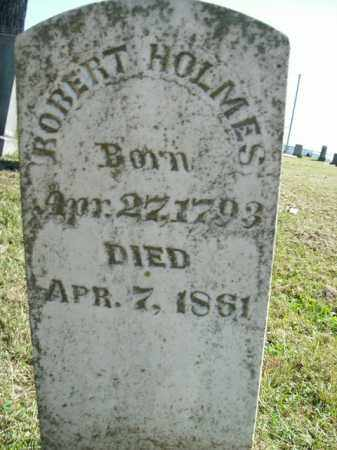 HOLMES, ROBERT - Boone County, Arkansas | ROBERT HOLMES - Arkansas Gravestone Photos