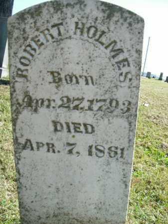 HOLMES, ROBERT - Boone County, Arkansas | ROBERT HOLMES - Arkansas Gravestone Photos