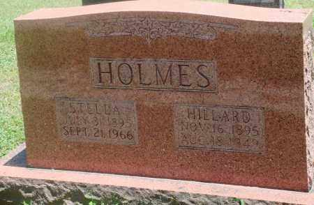 HOLMES, STELLA - Boone County, Arkansas | STELLA HOLMES - Arkansas Gravestone Photos