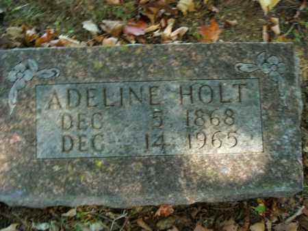 HOLT, MALICIA ADELINE - Boone County, Arkansas | MALICIA ADELINE HOLT - Arkansas Gravestone Photos