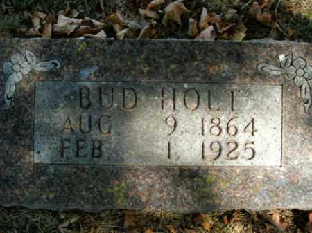 HOLT, NOAH BUD - Boone County, Arkansas | NOAH BUD HOLT - Arkansas Gravestone Photos