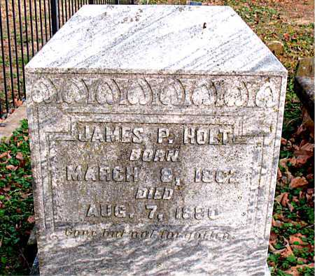HOLT, JAMES P - Boone County, Arkansas | JAMES P HOLT - Arkansas Gravestone Photos