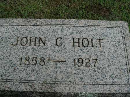HOLT, JOHN CRITTENDEN - Boone County, Arkansas | JOHN CRITTENDEN HOLT - Arkansas Gravestone Photos