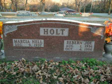 HOLT, REBERN JOE - Boone County, Arkansas | REBERN JOE HOLT - Arkansas Gravestone Photos