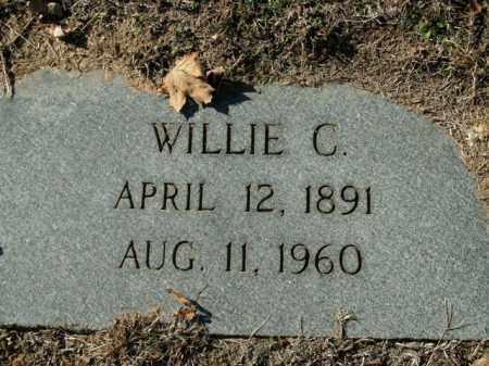 HOLT, WILLIE C. - Boone County, Arkansas | WILLIE C. HOLT - Arkansas Gravestone Photos