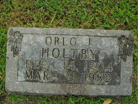 HOLTBY, ORLO J. - Boone County, Arkansas | ORLO J. HOLTBY - Arkansas Gravestone Photos