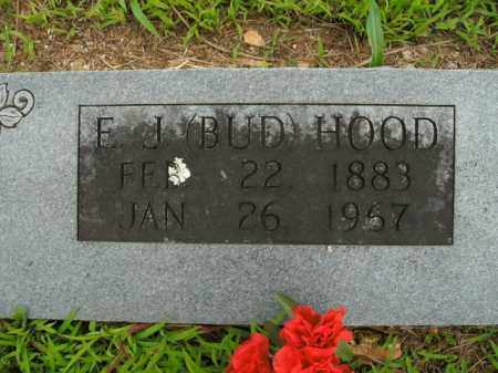 HOOD, E. J. (BUD) - Boone County, Arkansas | E. J. (BUD) HOOD - Arkansas Gravestone Photos