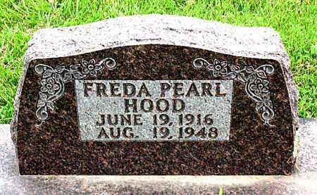 HOOD, FREDA PEARL - Boone County, Arkansas | FREDA PEARL HOOD - Arkansas Gravestone Photos