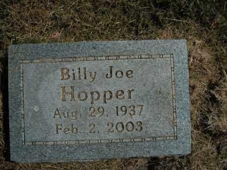 HOPPER, BILLY JOE - Boone County, Arkansas | BILLY JOE HOPPER - Arkansas Gravestone Photos