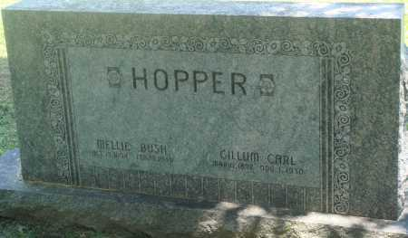BUSH HOPPER, MELLIE - Boone County, Arkansas | MELLIE BUSH HOPPER - Arkansas Gravestone Photos