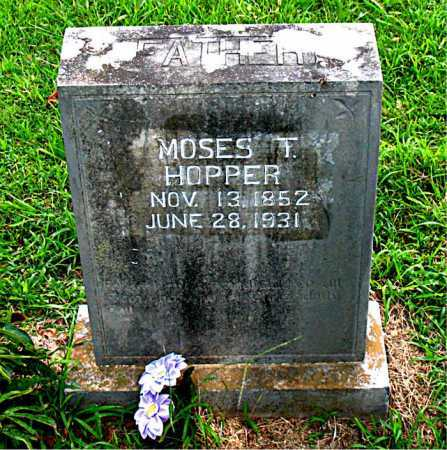HOPPER, MOSES TOWN - Boone County, Arkansas | MOSES TOWN HOPPER - Arkansas Gravestone Photos