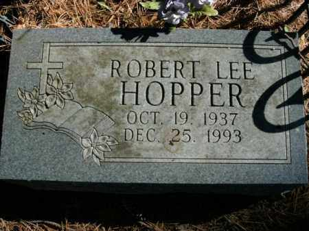 HOPPER, ROBERT LEE - Boone County, Arkansas | ROBERT LEE HOPPER - Arkansas Gravestone Photos
