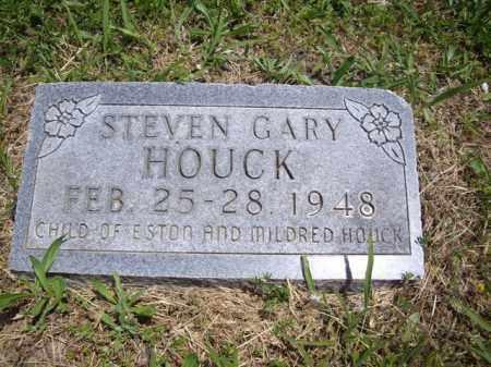 HOUCK, STEVEN GARY - Boone County, Arkansas | STEVEN GARY HOUCK - Arkansas Gravestone Photos