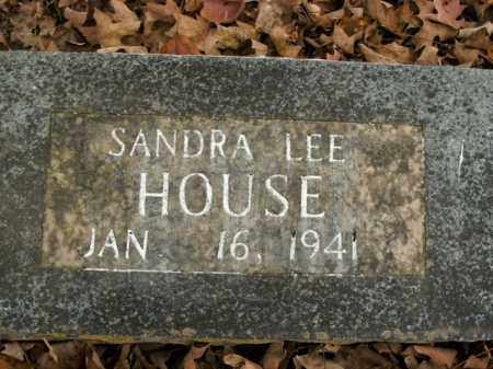 HOUSE, SANDRA LEE - Boone County, Arkansas | SANDRA LEE HOUSE - Arkansas Gravestone Photos