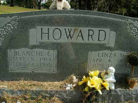 HOWARD, BLANCHE E. - Boone County, Arkansas | BLANCHE E. HOWARD - Arkansas Gravestone Photos
