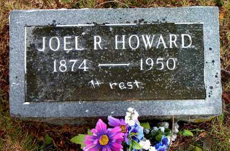 HOWARD, JOEL  R. - Boone County, Arkansas | JOEL  R. HOWARD - Arkansas Gravestone Photos