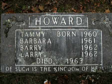 HOWARD, BARBARA LYNETTE - Boone County, Arkansas | BARBARA LYNETTE HOWARD - Arkansas Gravestone Photos