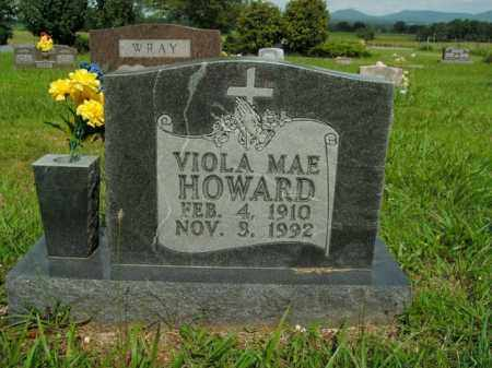 HOWARD, VIOLA MAE - Boone County, Arkansas | VIOLA MAE HOWARD - Arkansas Gravestone Photos