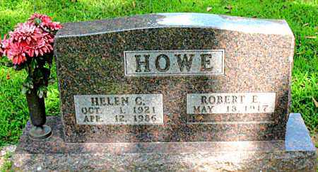 HOWE, HELEN C. - Boone County, Arkansas | HELEN C. HOWE - Arkansas Gravestone Photos