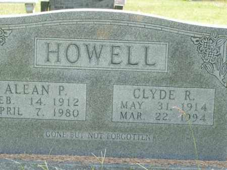 HOWELL, CLYDE R. - Boone County, Arkansas | CLYDE R. HOWELL - Arkansas Gravestone Photos