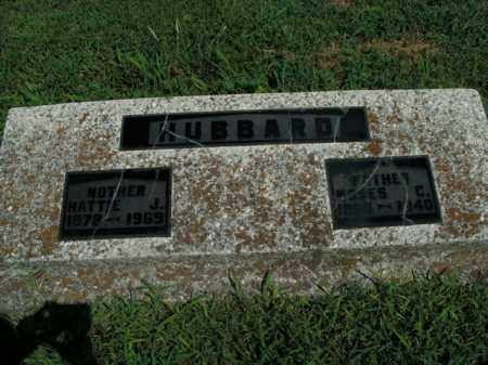 HUBBARD, HATTIE J. - Boone County, Arkansas | HATTIE J. HUBBARD - Arkansas Gravestone Photos