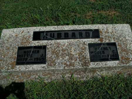 DOZIER HUBBARD, HATTIE J. - Boone County, Arkansas | HATTIE J. DOZIER HUBBARD - Arkansas Gravestone Photos