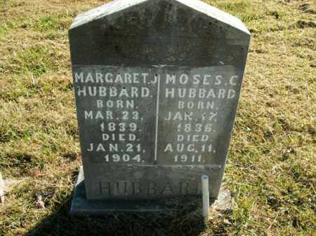 HUBBARD, MOSES CHRISTOPHER - Boone County, Arkansas | MOSES CHRISTOPHER HUBBARD - Arkansas Gravestone Photos