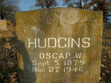HUDGINS, OSCAR W. - Boone County, Arkansas | OSCAR W. HUDGINS - Arkansas Gravestone Photos