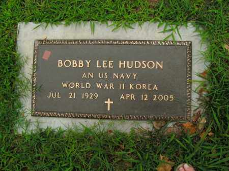 HUDSON  (VETERAN 2 WARS), BOBBY LEE - Boone County, Arkansas | BOBBY LEE HUDSON  (VETERAN 2 WARS) - Arkansas Gravestone Photos