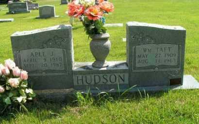 HUDSON, APLE J. - Boone County, Arkansas | APLE J. HUDSON - Arkansas Gravestone Photos