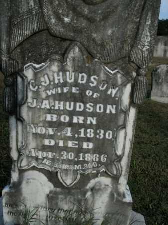 HUDSON, C. J. - Boone County, Arkansas | C. J. HUDSON - Arkansas Gravestone Photos