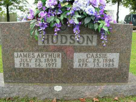 HUDSON, JAMES ARTHUR - Boone County, Arkansas | JAMES ARTHUR HUDSON - Arkansas Gravestone Photos
